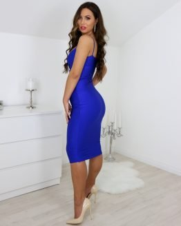 'RIA' haljina ISPOD KOLJENA
