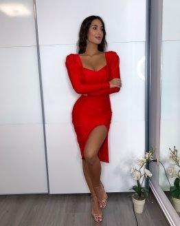 'NADIA' haljina CRVENA