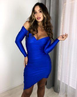 'NASJA' haljina KRALJEVSKO PLAVA
