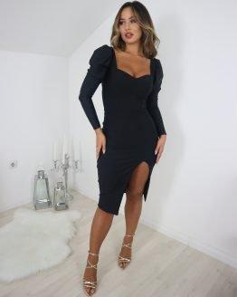 'NADIA' haljina CRNA
