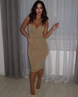 'RIA' haljina SHIMMER