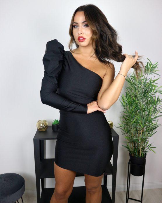 'TERI' haljina CRNA