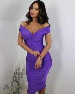 'DELIA' haljina KRATKI RUKAVI
