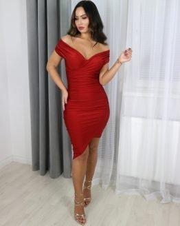 'NASJA' haljina KRATKI RUKAVI