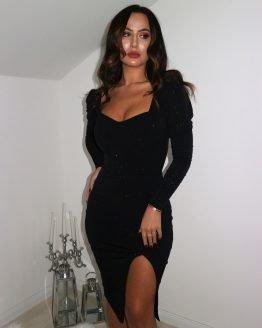 'NADIA' haljina SHIMMER